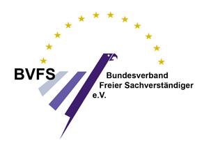 Logo Bundesverband Freier Sachverständiger e.V.