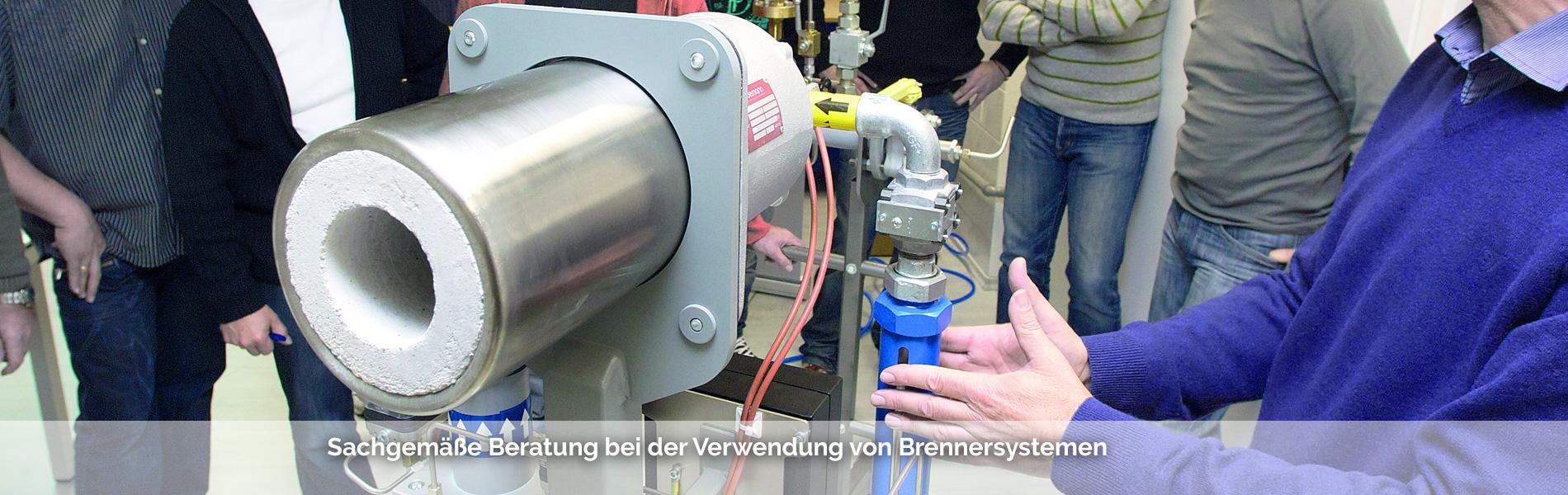 Brennersystem