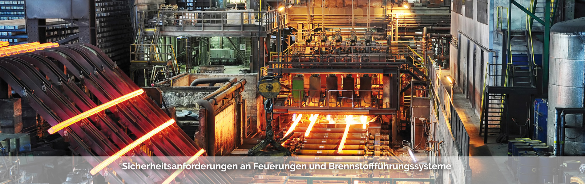 Industrielle Thermoprozessanlagen